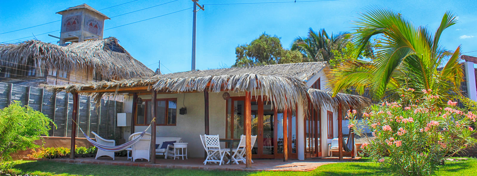 Discover our Bungalow!